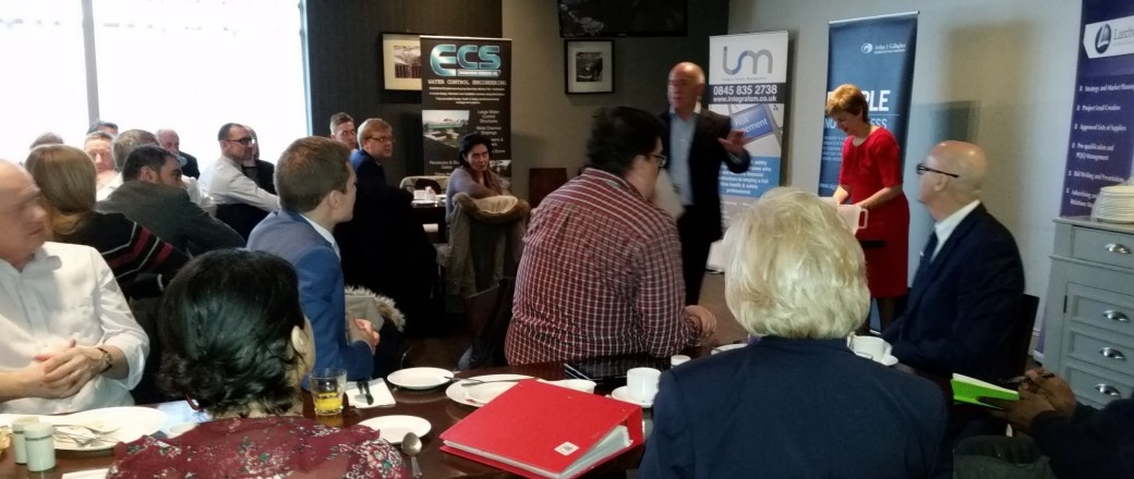 Construction Leaders Club – March 2016