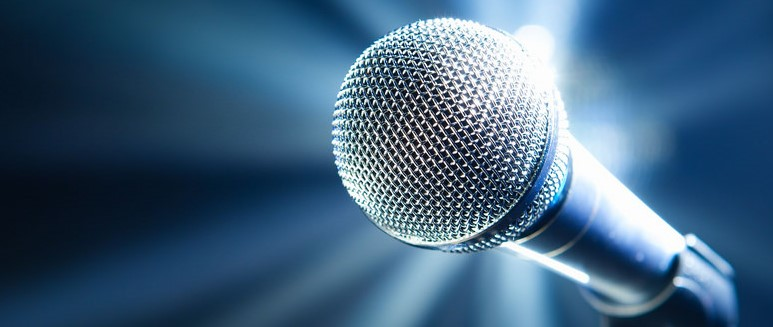 microphone cropped
